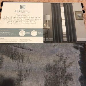 Taffeta Insulated Curtains